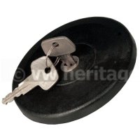 フューエルフィラーキャップ-Locking
