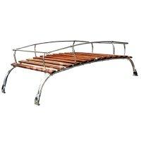 ルーフラック(2 bow stainless steel)