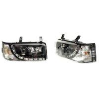 ヘッドライト&LEDインジケーター-ショートノーズ・右ハンドル車