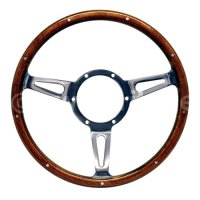Mountney製ステアリング(Wood Rim)/T4