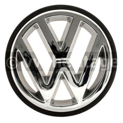 画像1: グリルバッジ(VW logo)/ゴルフ2