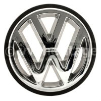 グリルバッジ(VW logo) クロム仕上げ/ゴルフ1カブリオ
