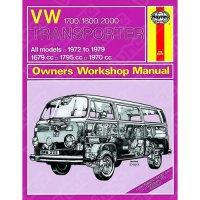 Haynes ワークショップマニュアル/T2レイトバス 1700-2000cc