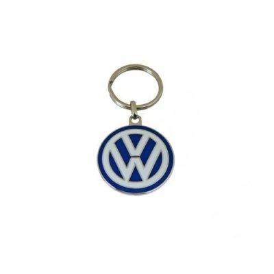 """画像1: """"VW"""" キーチェーン/T4"""