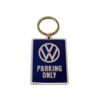 """VW Parking Only"" キーチェーン/T1"